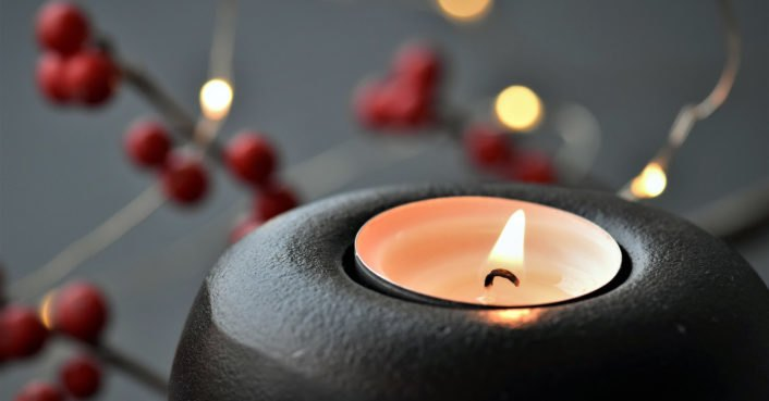 photo image Millions of Christmas candles are heading to the landfill this month