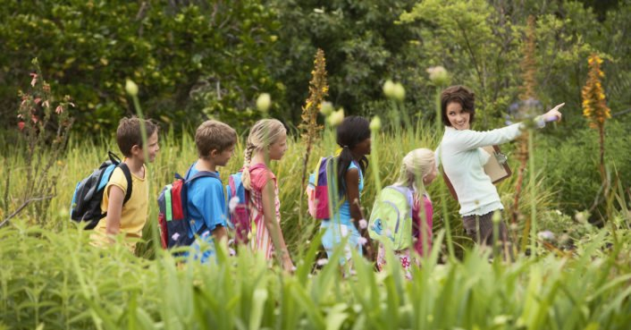 How to teach children about climate change