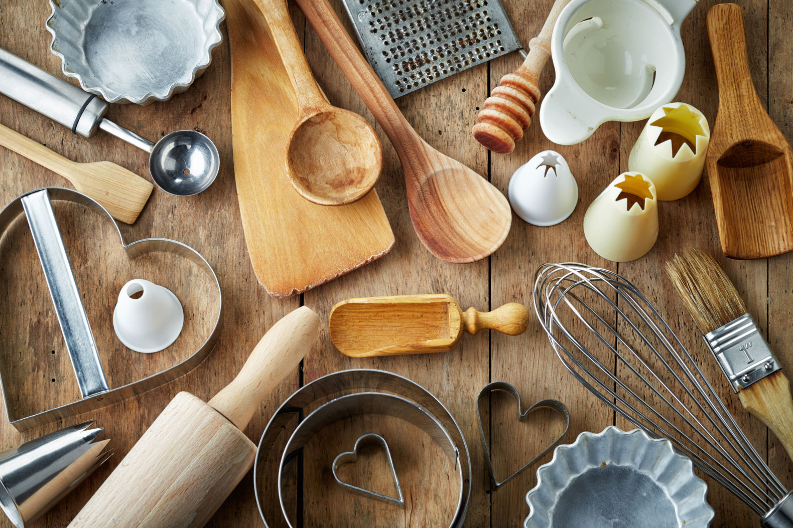 Essential old-fashioned tools and practices to make your kitchen more sustainable