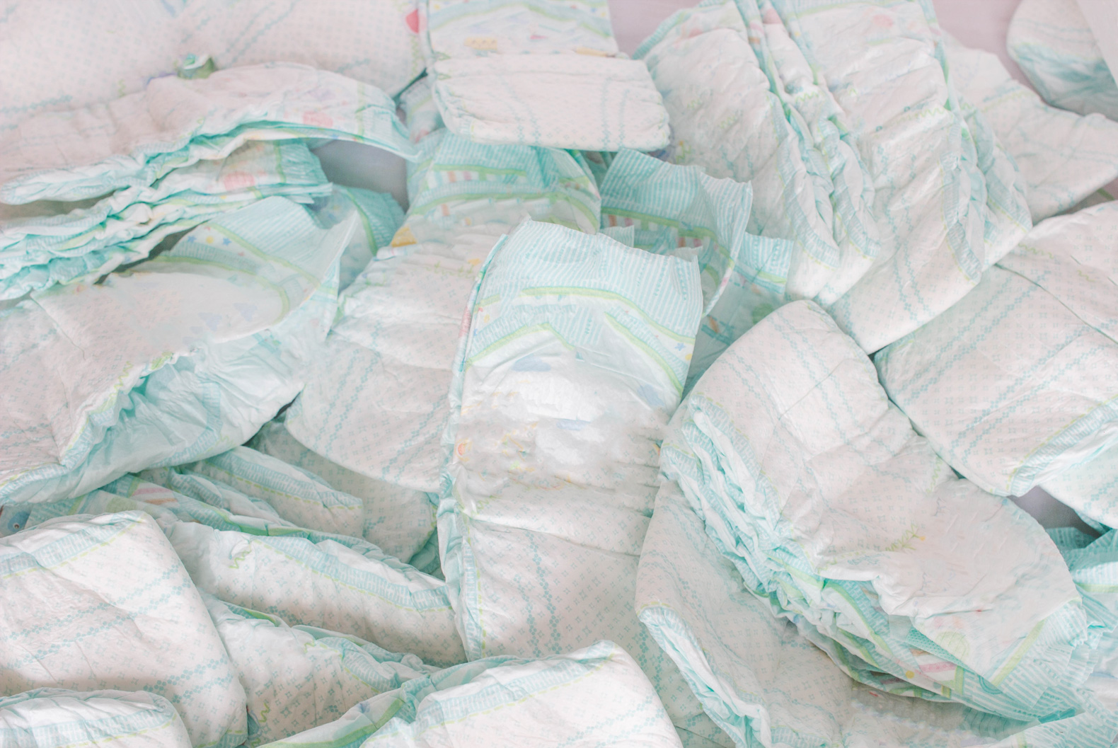 New study finds harmful chemicals, including glyphosate, in disposable diapers