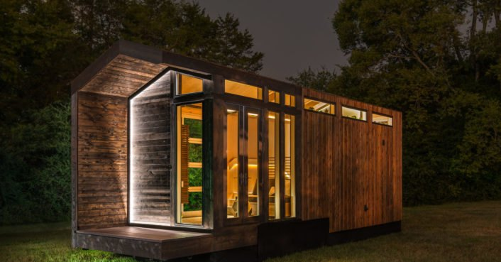 This luxurious tiny home is powered by Southern Californian