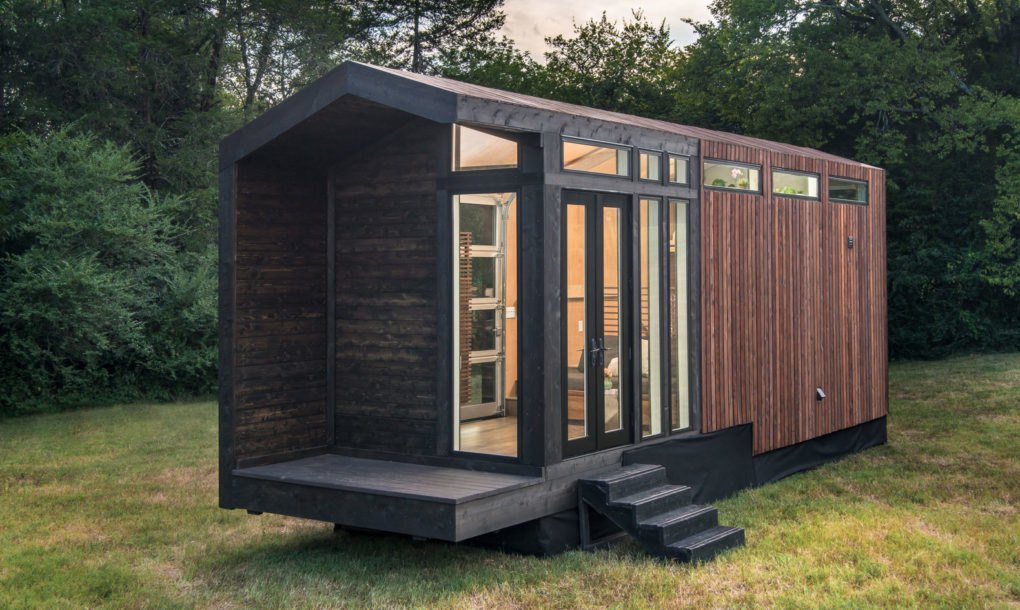 This Luxurious Tiny Home Is Completely Solar Powered