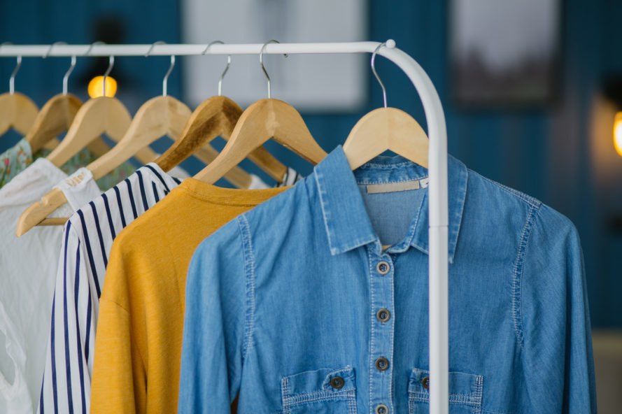 Image result for how to fill your closet with sustainable outfits