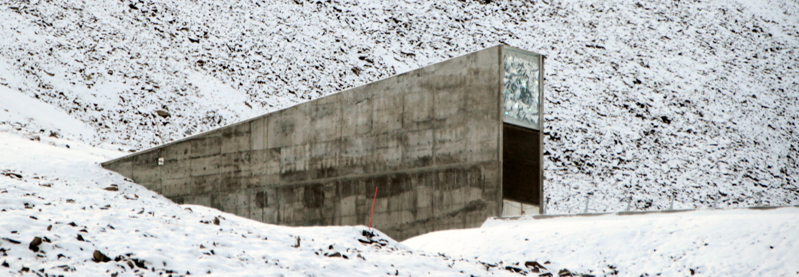 Global Warming Is Putting The Global Seed Vault At Risk