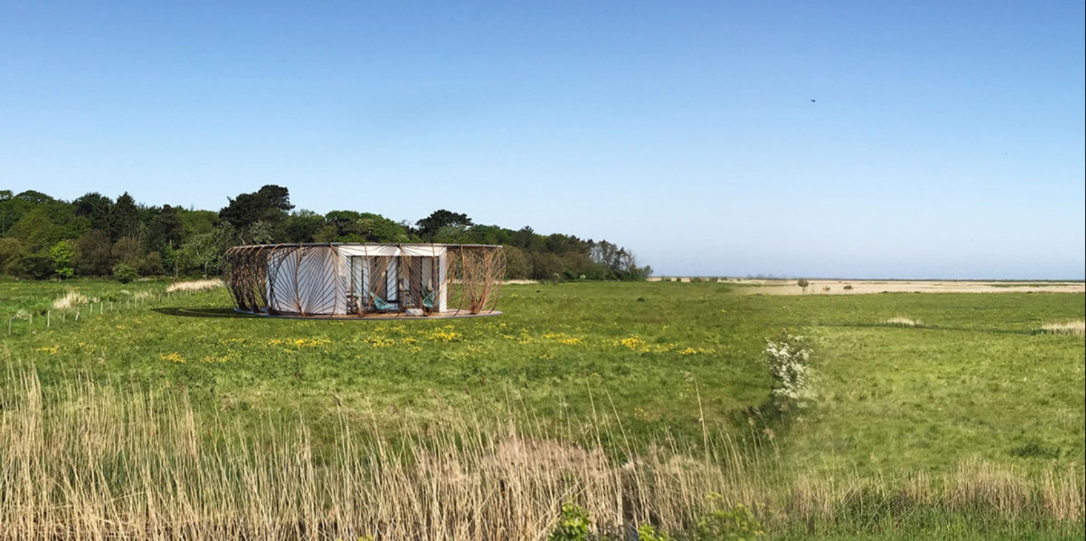 The Lantern Portable Home by Emulsion Architecture «     Inhabitat – Green Design, Innovation, Architecture, Green Building