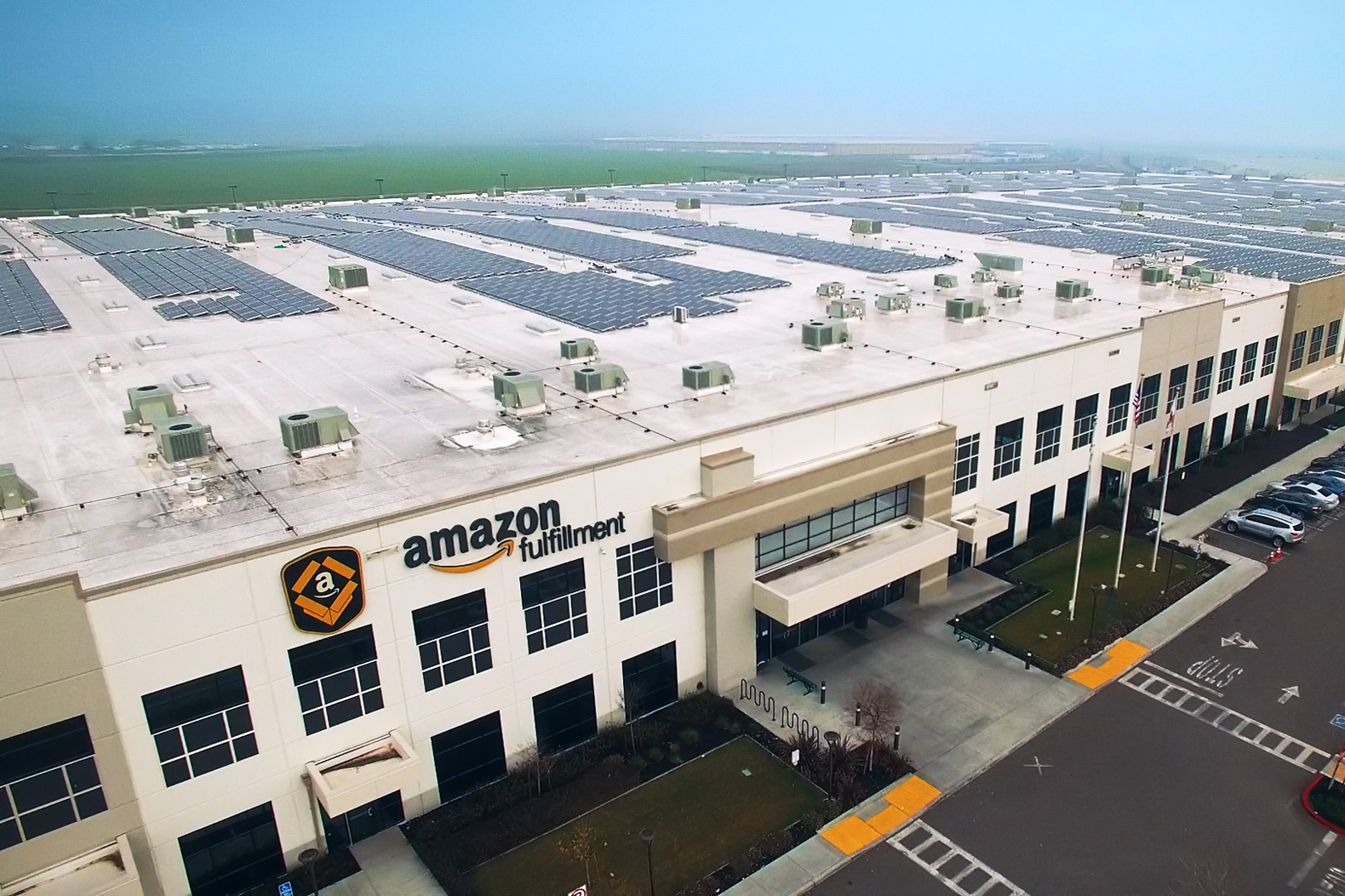 Amazon plans to reach net-zero carbon use by 2030
