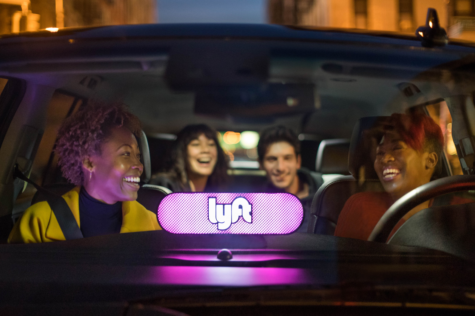 Lyft vows to help customers find electric vehicles with Green Mode