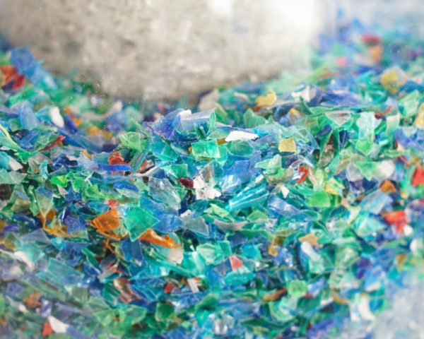 microplastics in different colors