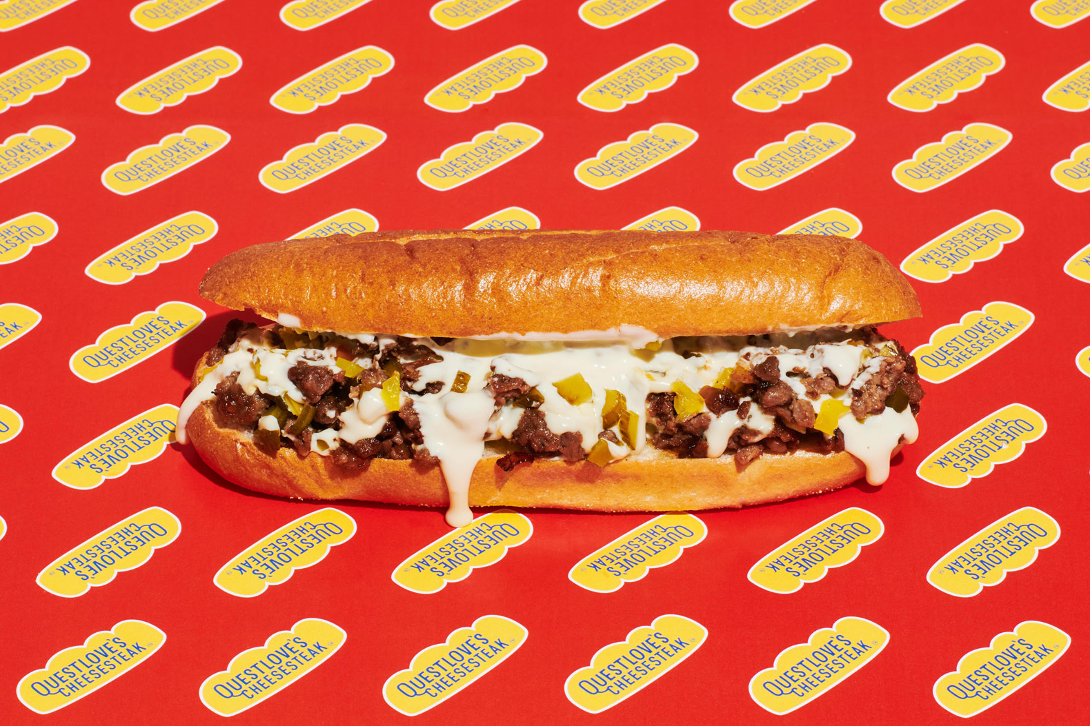 Questlove and Live Nation are bringing an Impossible plant-based Cheesesteak to a venue near you