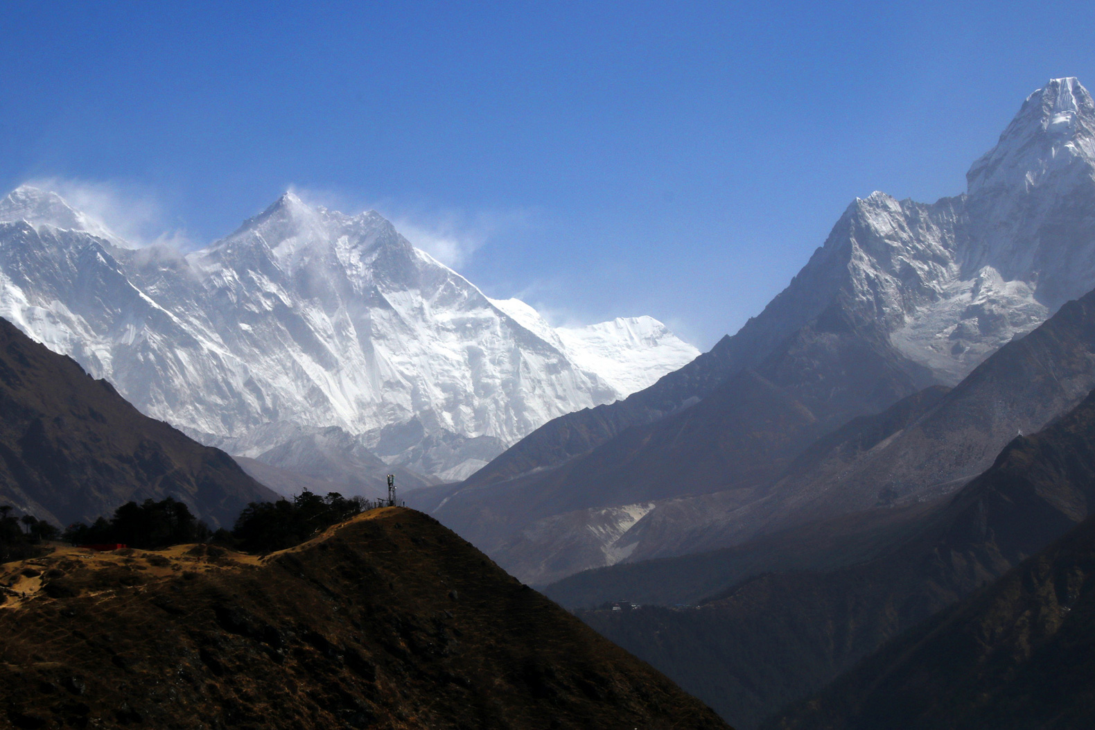 Mount Everest's melting glaciers expose the bodies of long-lost climbers