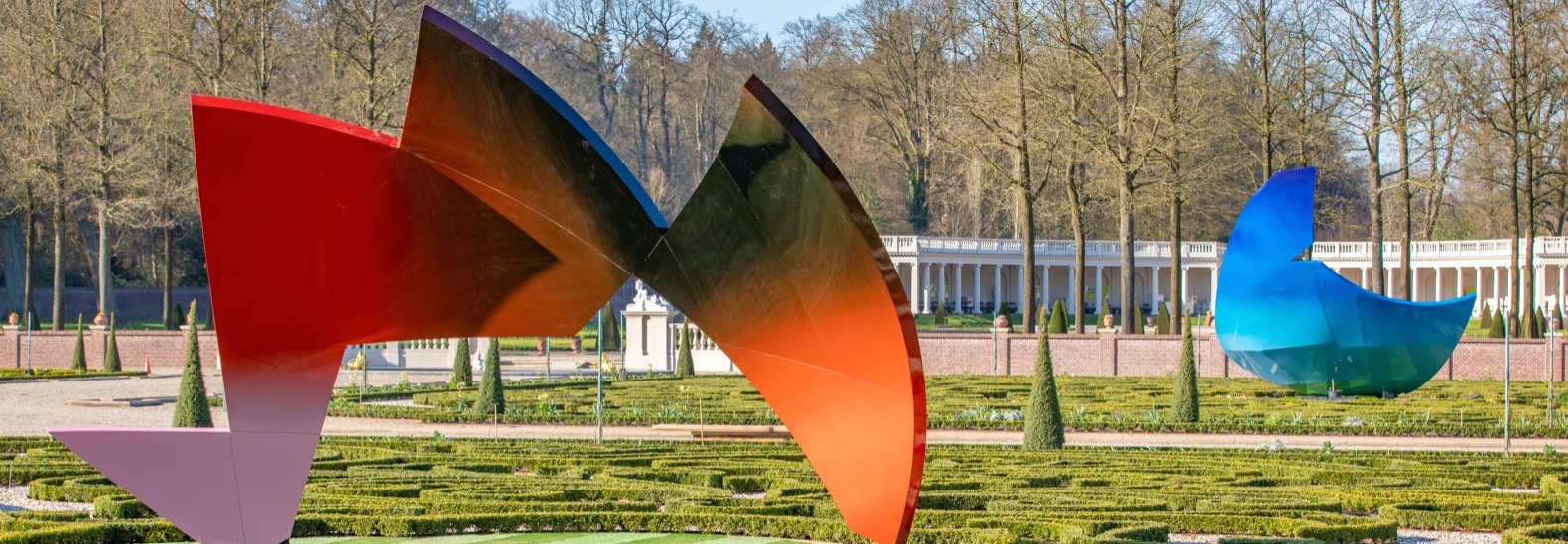 Daniel Libeskind Unveils Climate Change Inspired Sculptures At