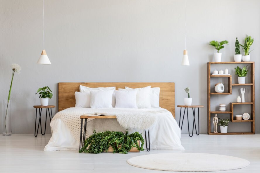 Go Green In Your Bedroom With These Sustainable Decor Picks
