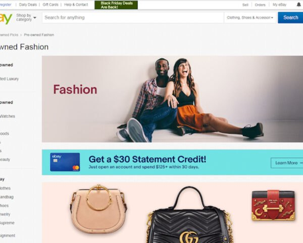 The best online secondhand clothing shops