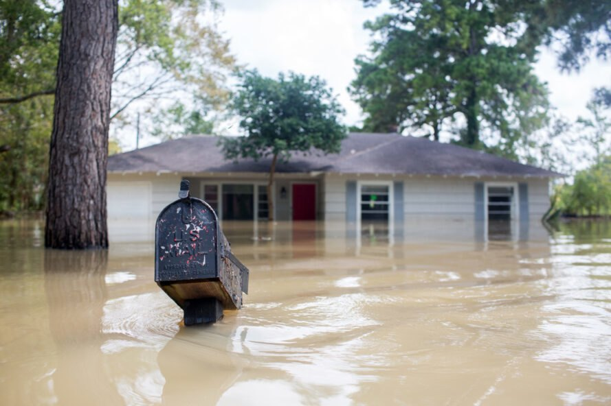 Low-income housing in flood zones traps families in harm's way