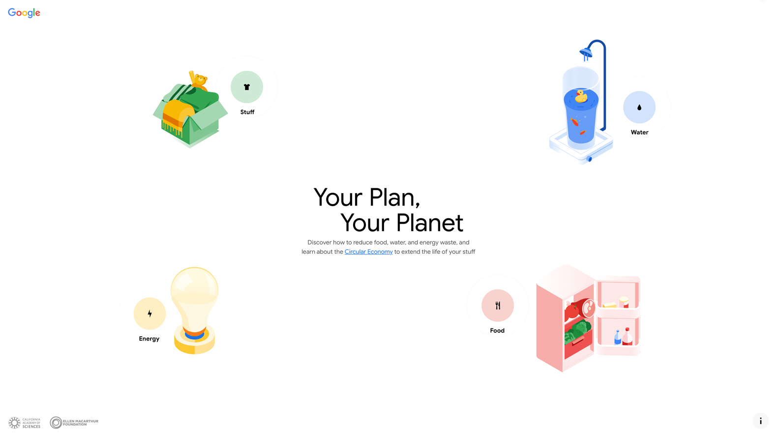 Google is celebrating Earth Day with a new addition to its interactive app