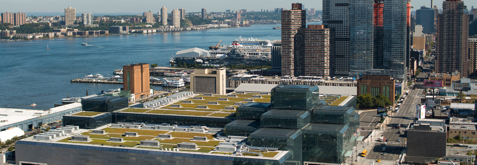 Green Roofs To Take Over Nyc Skyline By Law