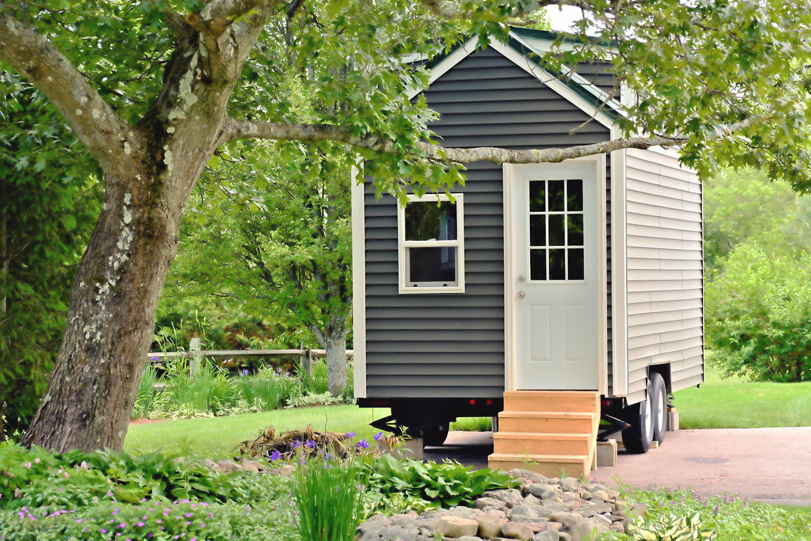 Keep your tiny home safe with these 9 security tips
