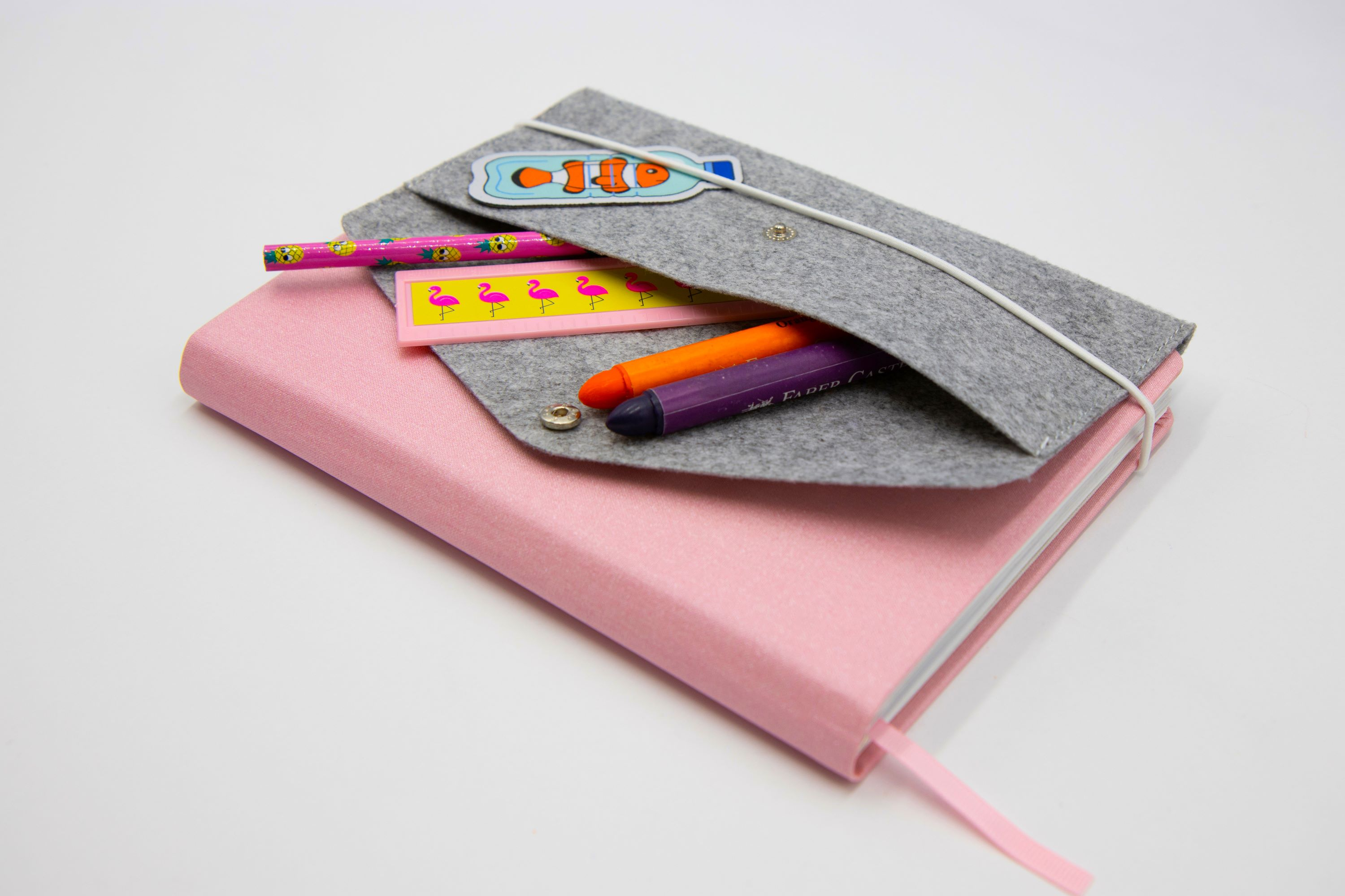 The Sparkle Paper Saver Notebook teaches kids about recycled paper and sustainable living