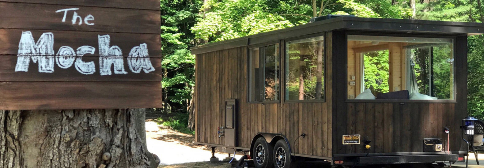 This incredible Tiny House Resort in the Catskills is the place to