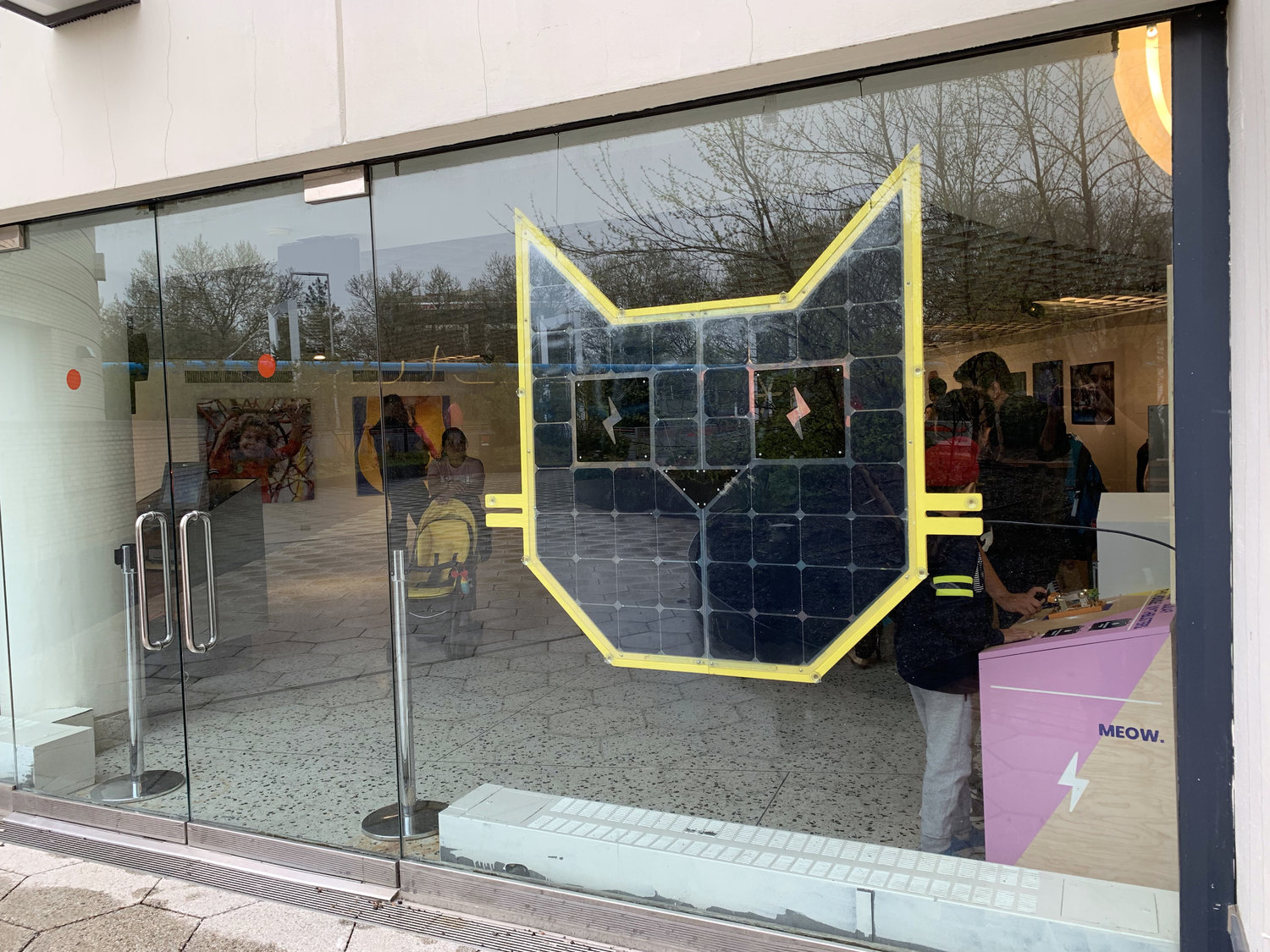 Meet Solar Cat, a cute and creative take on renewable energy