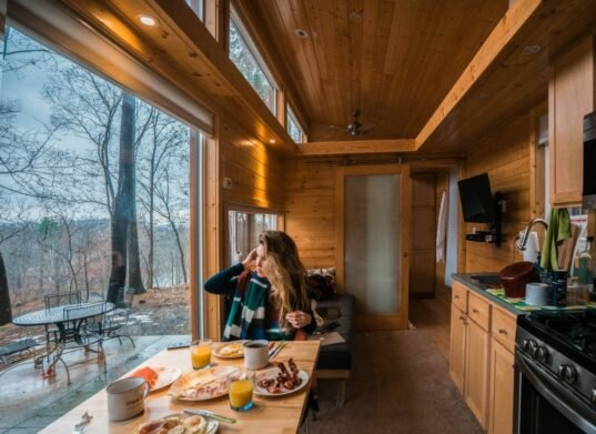 Tiny Home Designs: This Incredible Tiny House Resort In The Catskills Is The