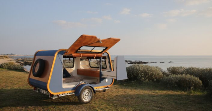 Hit the road in style this summer in this ship-inspired travel