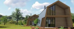 Ecokit offers innovative, eco-friendly, tech-rich housing in a box