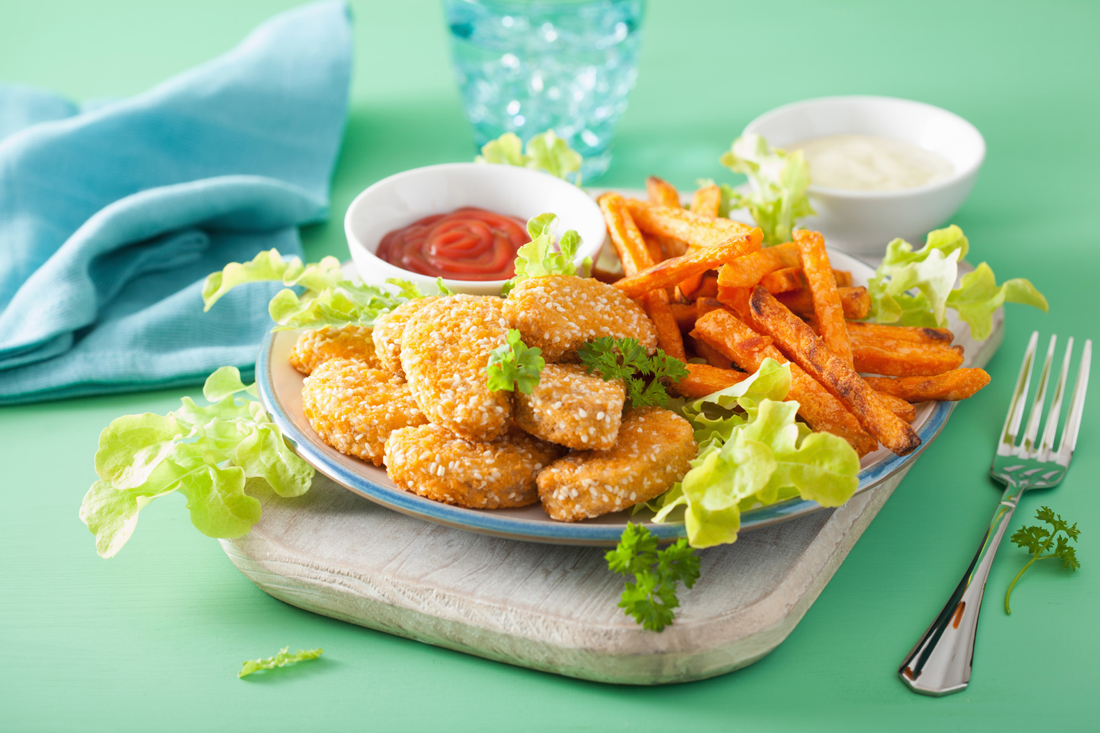 Tyson's plant-based nuggets could disrupt and dominate the market
