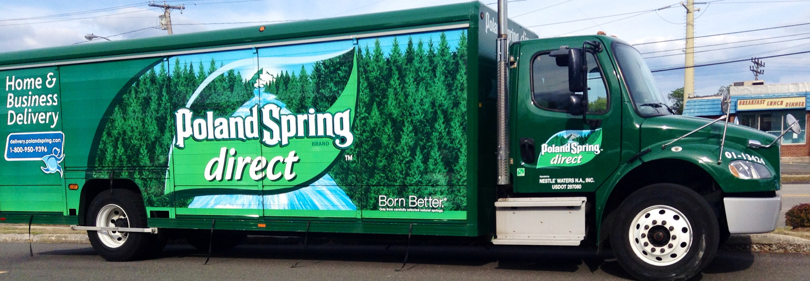 Poland Spring pledges 100% recycled bottles by 2022