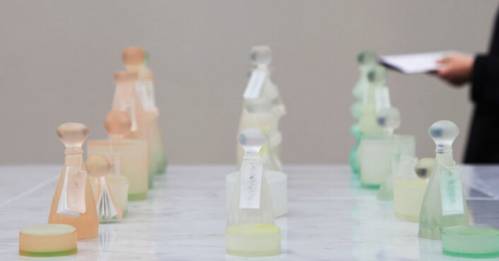 Sustainable toiletries packaged in soap aim to eliminate single-use