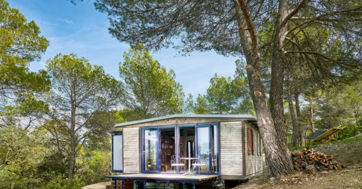 Château La Coste adds a solar-powered cottage designed by Jean