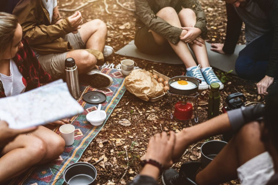 Millenials are bringing camping back