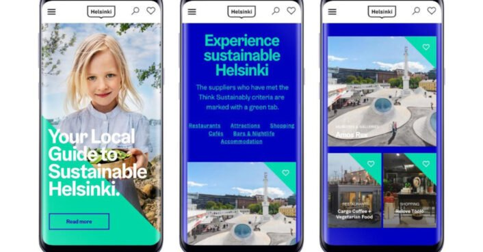 Helsinki launches a sustainability app for the city