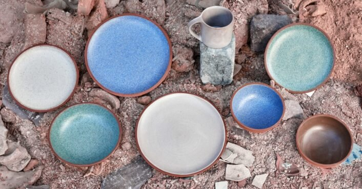Granby Workshop unveils ceramic dinnerware collection made from