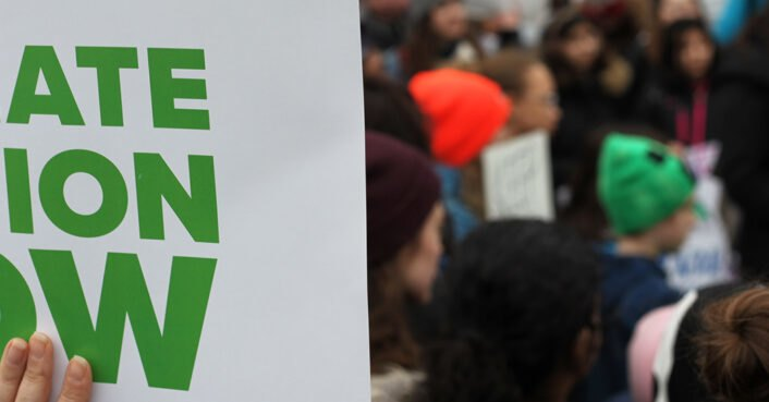 New York allows students to miss class for the climate strike