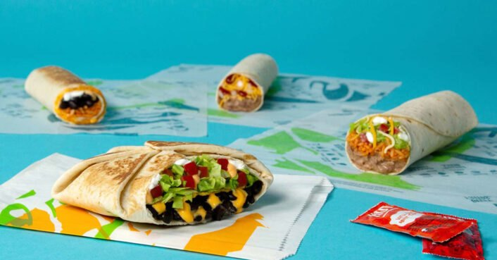 Taco Bell launches new menu for vegetarians