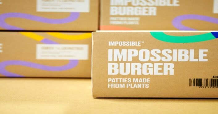 Impossible Burger is now available in grocery stores