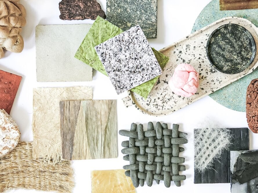 Biomaterials Archive debuts at Dutch Design Week 2019