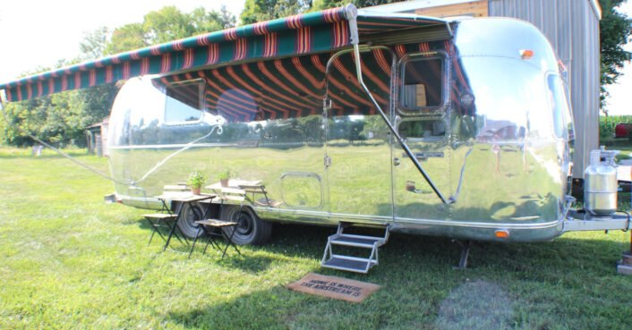 This 1973 Airstream could be yours for $68,900