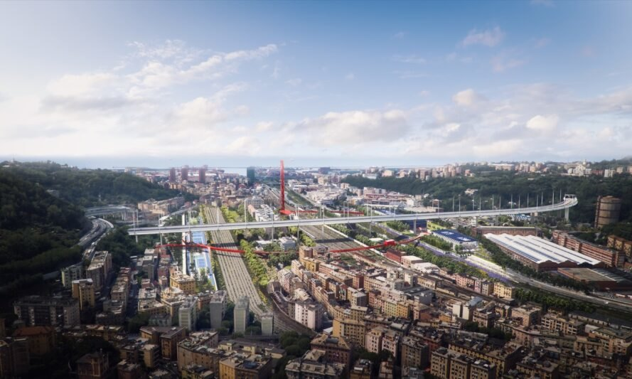 Stefano Boeri will revitalize Genoa with sustainable