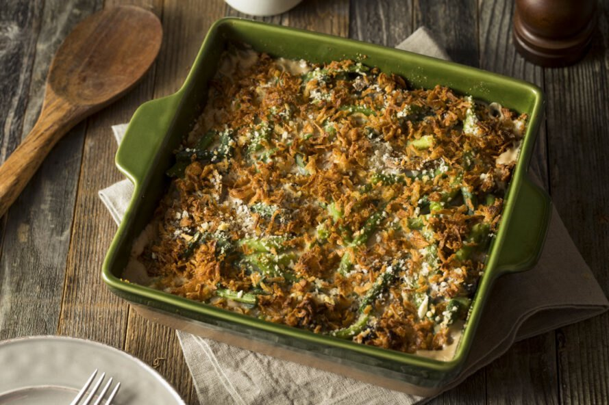12 easy vegetarian and vegan potluck dishes for Thanksgiving
