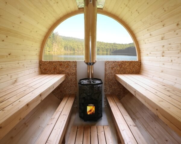 These Diy Backyard Saunas Are Just What, How To Build A Outdoor Sauna