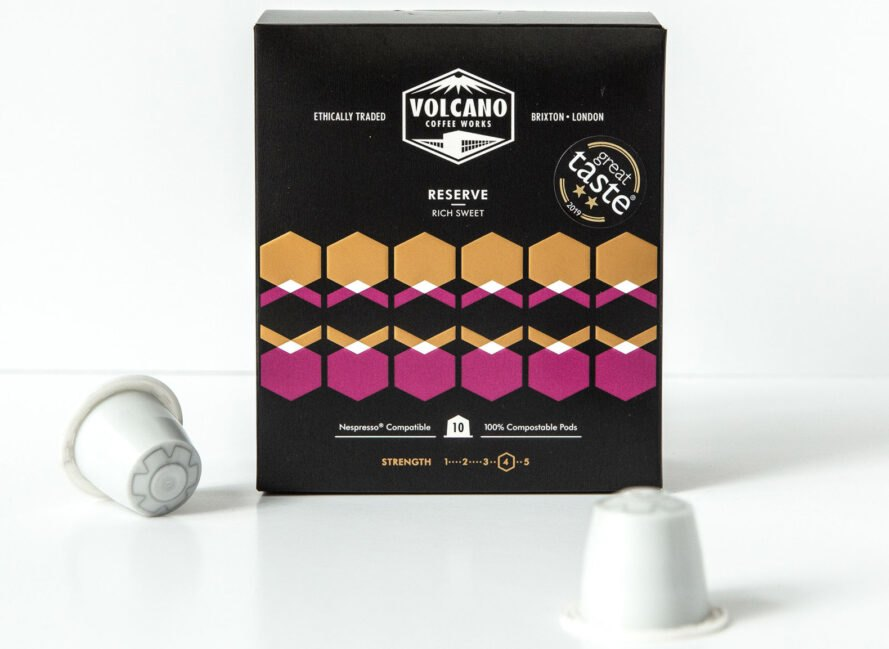 compostable coffee capsules
