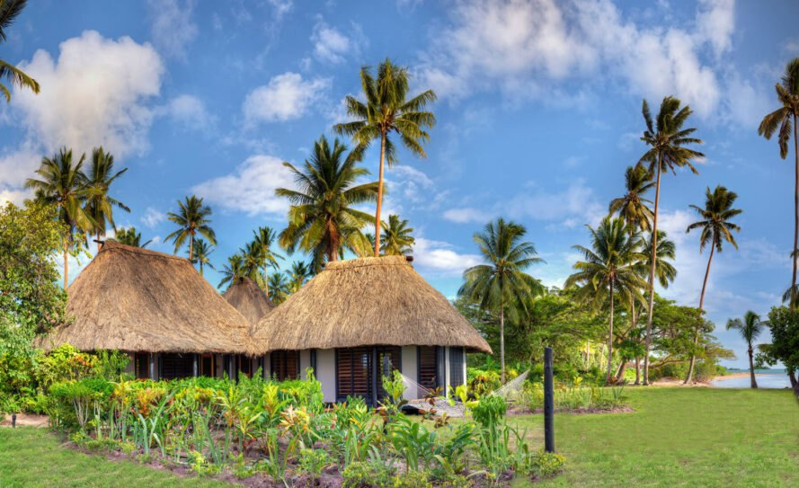 Fiji s Cousteau Resort launches a new botanical program for guests