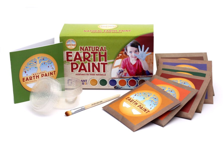 eco-friendly painting materials