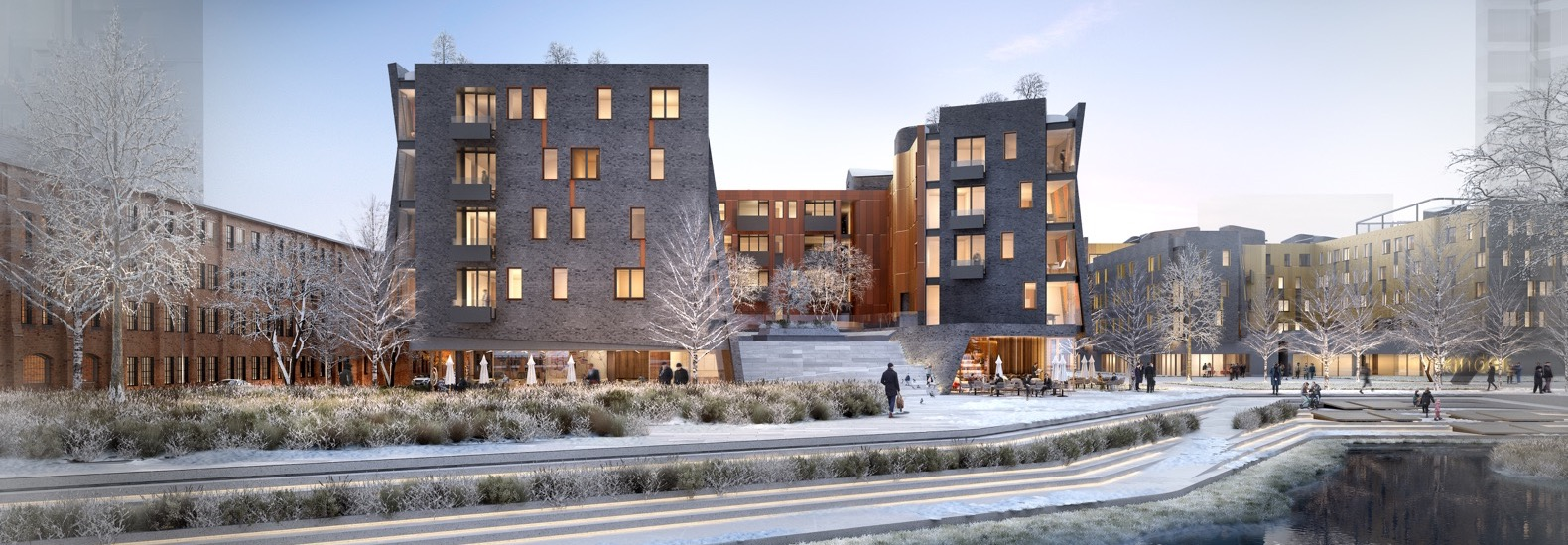 Net Zero Community Planned For Hamburg Will Rely On