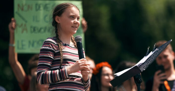 Greta Thunberg is Time magazine's 2019 Person of the Year
