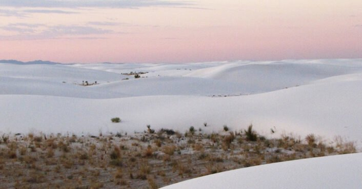 White Sands officially becomes the 62nd national park