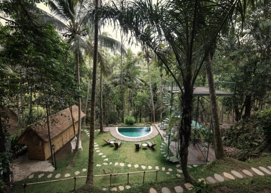 Treehouse Hotel In Bali Offers Maximum Views With A Minimal Footprint
