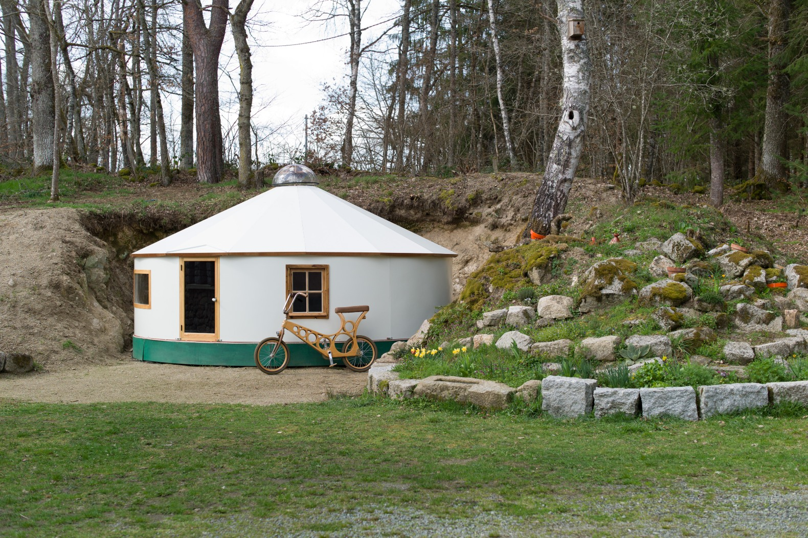 Diy Yurt Could Be The Answer For True Social Distancing